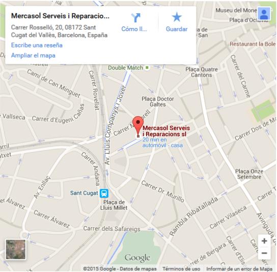 mapa mercasol